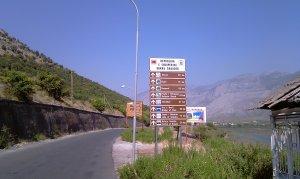 Bild 1: Der erste Eindruck von Albanien