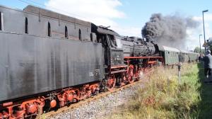 Die Lok der Baureihe 41