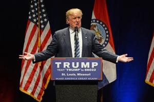 Der neue amerikanische Präsident Donald Trump
